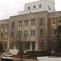Lauderdale County Courthouse, Меридиан