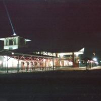 Meridian Amtrak Station, Meridian, MS, Меридиан
