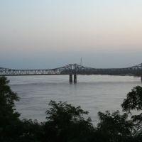 Natchez, Bridge on the Mississippi River, Натчес