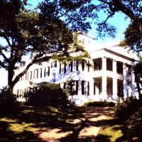 The Stanton Hall in Natchez / Mississippi, Натчес