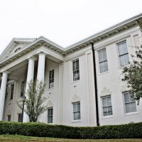 Adams County Courthouse - Built 1821 - Natchez, MS, Натчес