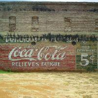 Coca-Cola Mural, Нью-Олбани