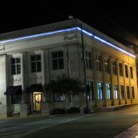 New Albany City Hall At Night, Нью-Олбани