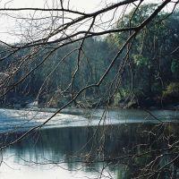 Pearl River near Mayes Lake, Окин Спрингс