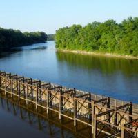 Pearl River, Mississippi, Окин Спрингс