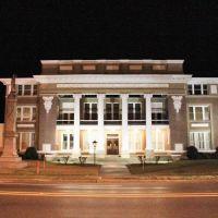 Clarke County Courthouse - Built 1912 - Quitman, MS, Окин Спрингс