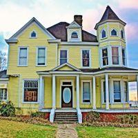 Rosensteil - Williams House - Built 1900, Околона