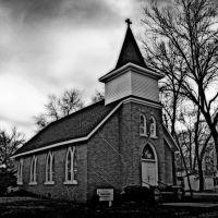 St. Theresas Catholic Church - Built 1922, Околона