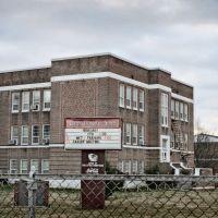 Okolona Elementary School - Built 1924, Околона