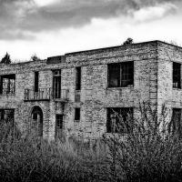 Okolona College Ruins - Built 1902, Околона