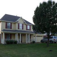 La casa de Fernando en Olive Branch, Олив Бранч
