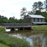 The Richardson & Carroll Mill, Оранг Гров