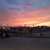 Sunrise - Wal Mart in Petal, Ms., Палмерс Кроссинг