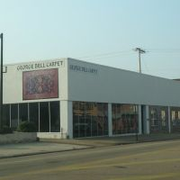 George Bell Carpet, Пасс Чристиан