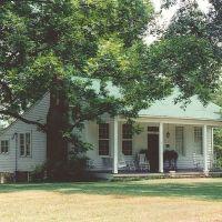antebellum house, Brandon Miss (8-6-2000), Паулдинг