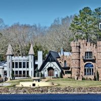 McGees Castle - Built 1973, Паулдинг