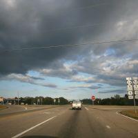 Highway 26 at Highway 11, Попларвилл