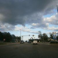 Highway 26 at Highway 53, Попларвилл