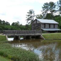 The Richardson & Carroll Mill, Пурвис