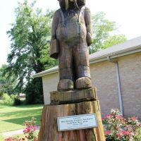 Great Delta Bear Affair Sculpture 2006, Роллинг-Форк