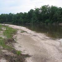 Chickasawhey River, Сандерсвилл