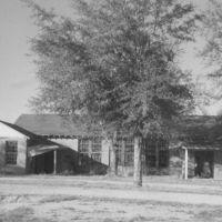 Clem School - 1950s, Сандерсвилл