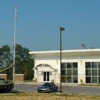 Laurel Veterans Memorial Museum, Сандерсвилл