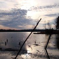 Lake Tom Bailey, toomsuba MS, Сандерсвилл