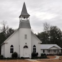 Vernal Presbyterian Church ~ Vernal ~ Greene County ~ Mississippi, Сандерсвилл