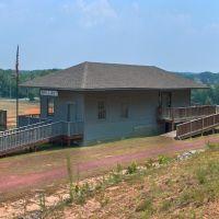 Brilliant, AL Railroad Depot, Смитвилл