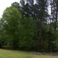 Tupelo -- Natchez Trace Parkway Visitors Centre, Смитвилл