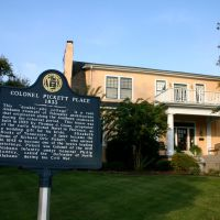 Pickett Place 1833, Смитвилл