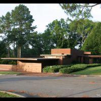 Frank Lloyd Wrights Rosenbaum House, Смитвилл