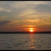 Sunset on Wilson Lake, Смитвилл