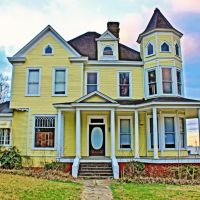 Rosensteil - Williams House - Built 1900, Смитвилл
