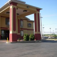 Best Western Hotel,  Canton, Ms., Сосо