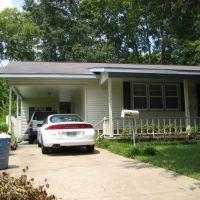 House in Starkville, Старквилл
