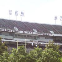 Davis Wade Stadium, Старквилл