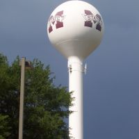 Mississippi State Water Tower, Старквилл
