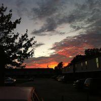 Sunset view / the polos apt, Старквилл