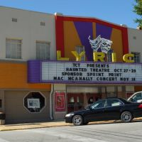 The Lyric Theater, Tupelo, Mississippi, Тупело