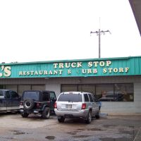 J.R.s Truck Stop, Тутвилер