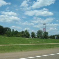 Exxon near Vaiden, Флаууд