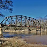 Pearl River Bridge Ruins, Флаууд