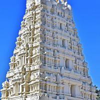Hindu Temple Society of Mississippi - Built 2005-2010, Флаууд