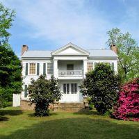 Lee Haven House near Bellamy, AL (circa 1840), Хармони