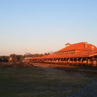 Hattiesburg Amtrak Station, Хаттисбург