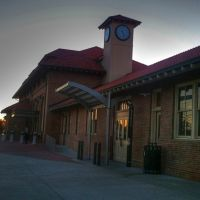 Hattiesburg Amtrak Station - Streetside, Хаттисбург