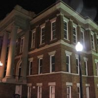 Forrest County Courthouse - Built 1922 - Hattiesburg, MS, Хаттисбург