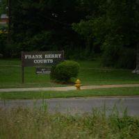 Frank Berry Housing Development....Meridian, MS, Хикори